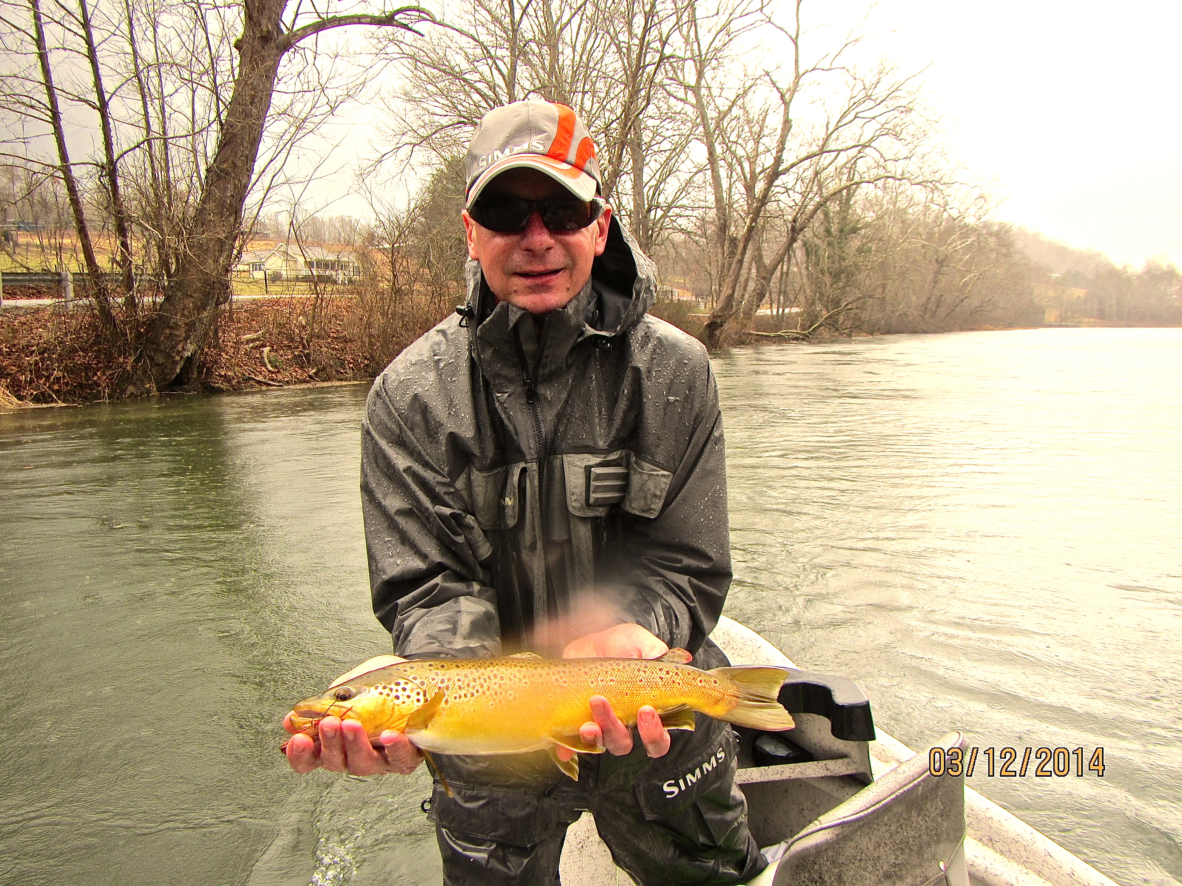 South Holston Brown Trout Easternflyoutfitters