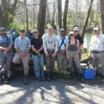2016 Watauga river clean up
