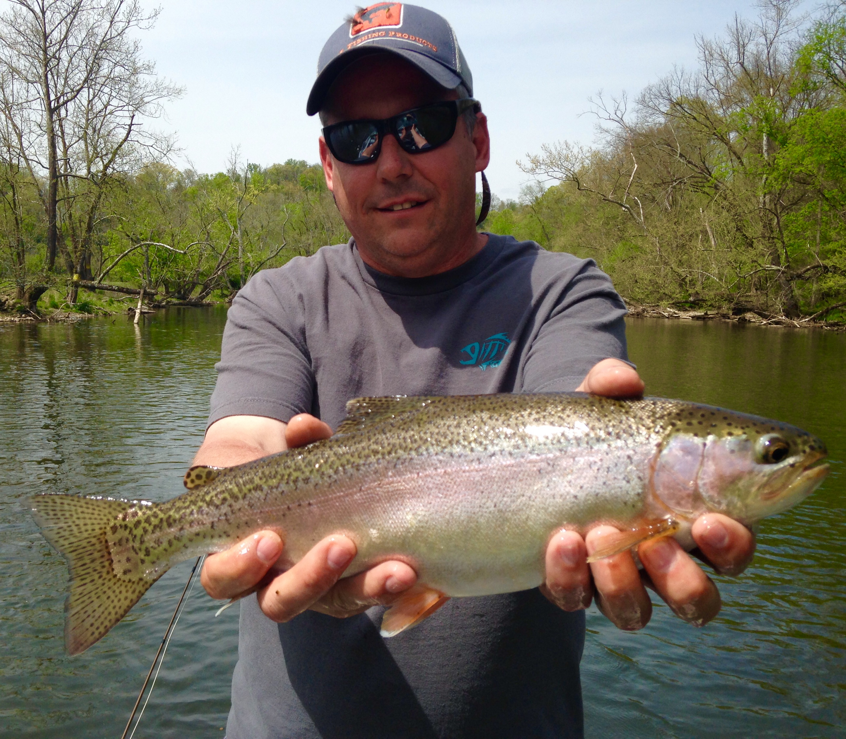 Fat Watauga river bow