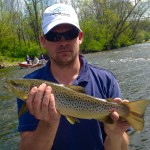 Watauga river caddis hatch