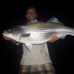 Jon with a bluff city striper