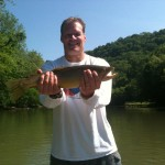 Northeast TN brown trout