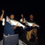 Doubled up in bluff city. Stripers