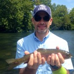 South Holston river rainbow trout