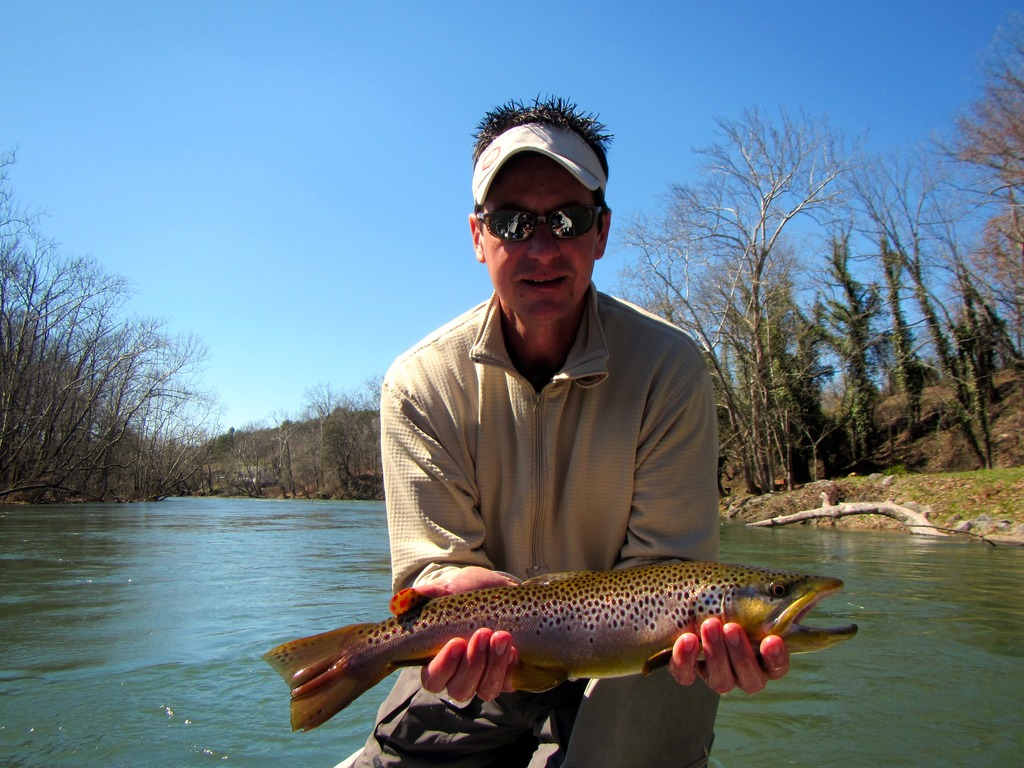 South holston and watauga river fishing reports for South holston river fishing report