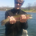 Watauga river rainbow