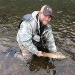 Ben's 22' South Holston Brown Trout